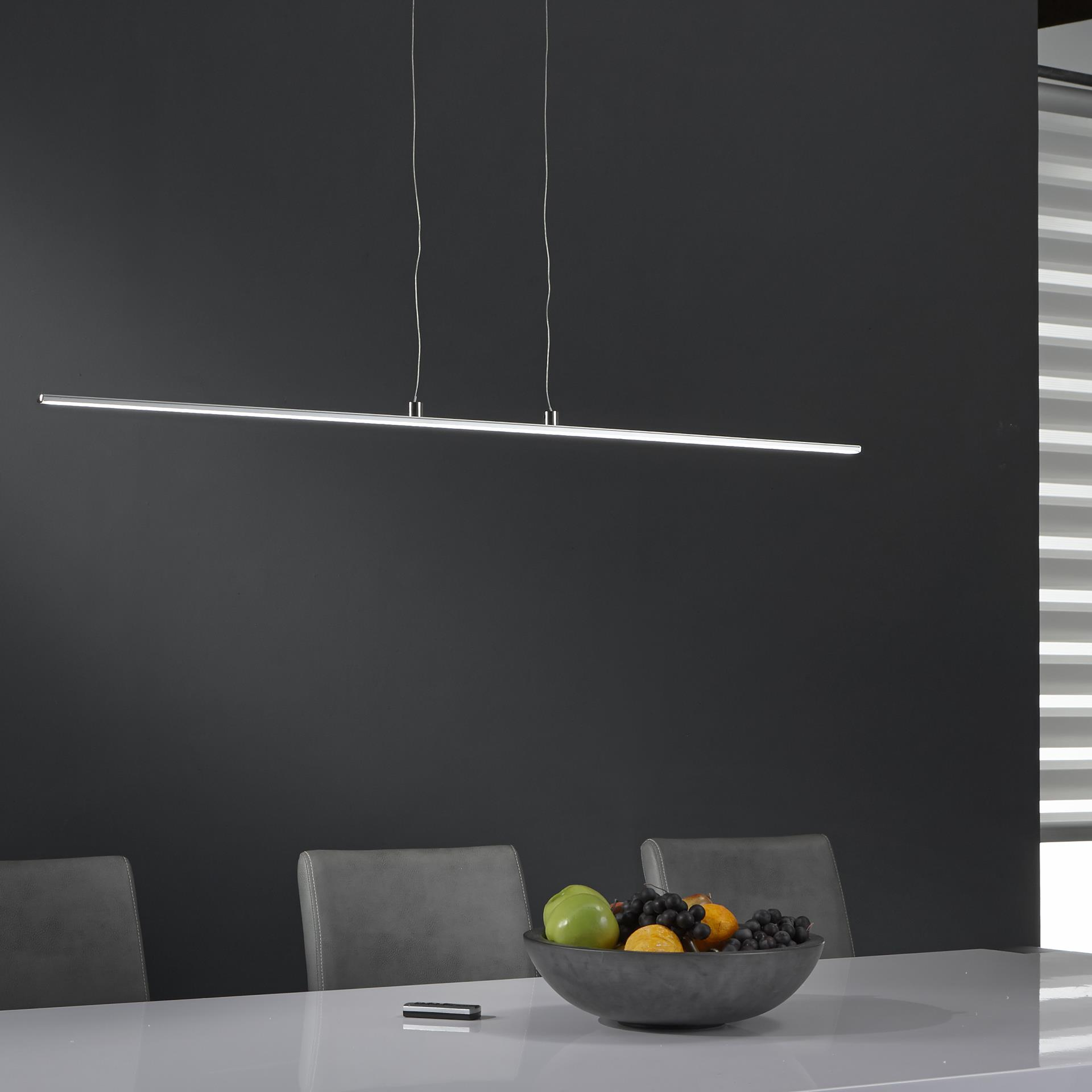 Hanglamp 'Glory', recht LED