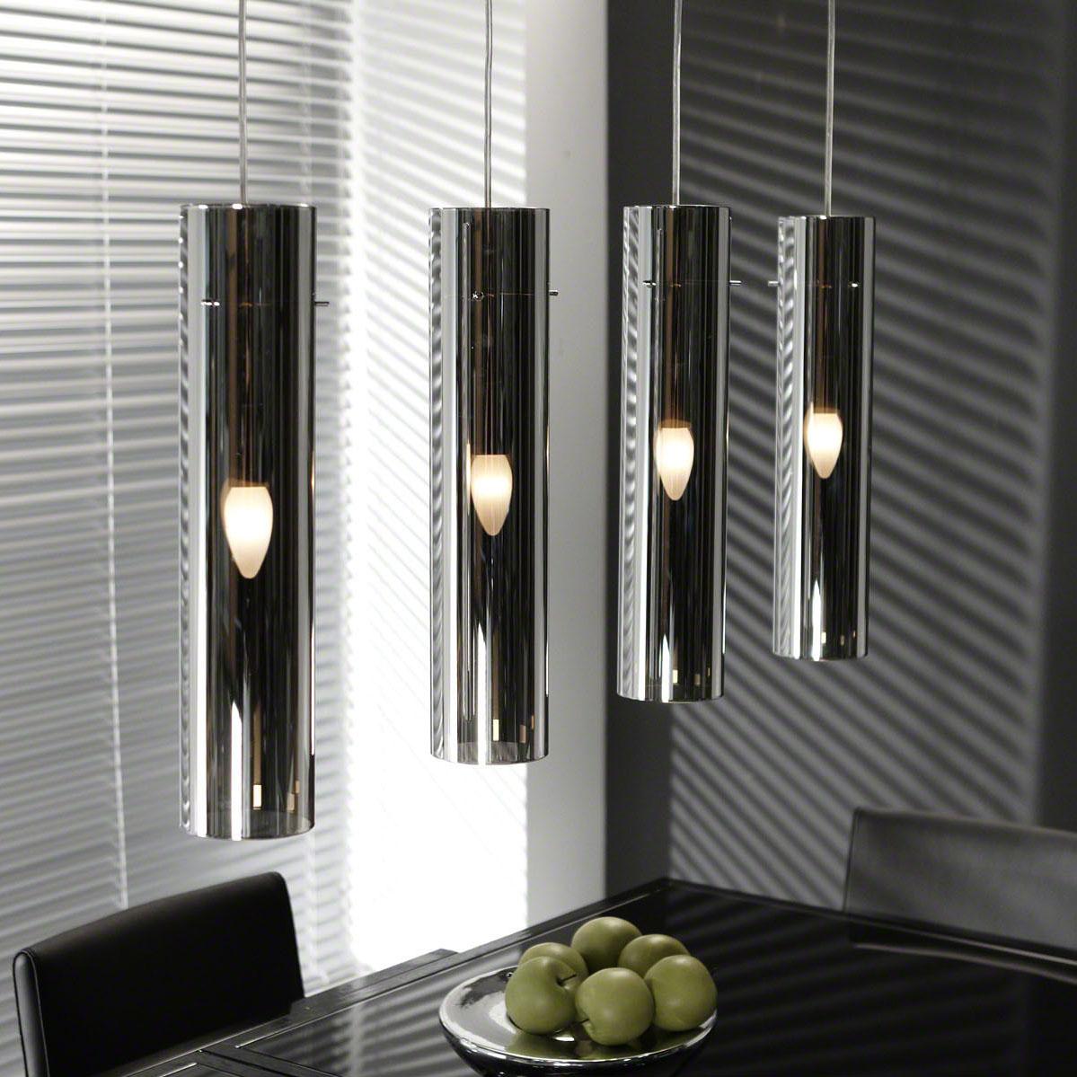 Hanglamp 'Nathanial', 4 lampen