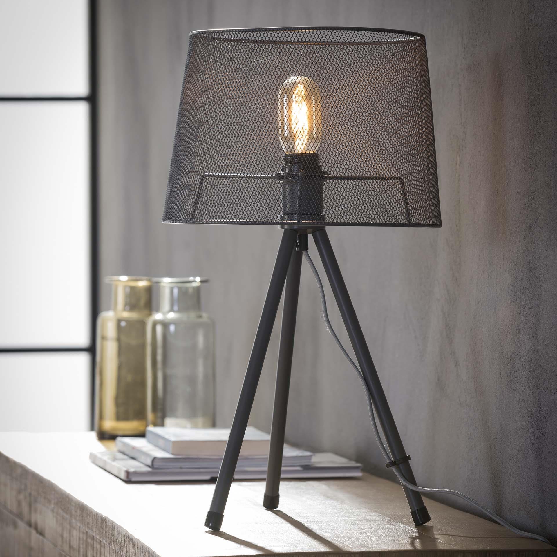 design tafellamp Cole